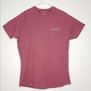 Alphalete Performance Fit Shirt Size L NEW